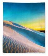 Desert Fleece Blanket