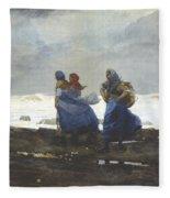 Fishwives  Fleece Blanket