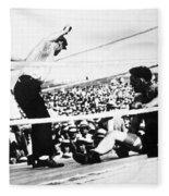 Jack Dempsey (1895-1983) Fleece Blanket