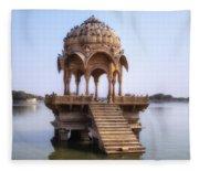 Jaisalmer - India Fleece Blanket