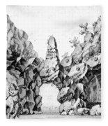Mozart: Magic Flute, 1791 Fleece Blanket