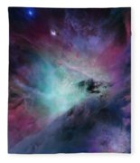 Nebula Fleece Blanket