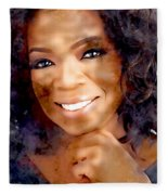 Oprah Fleece Blanket