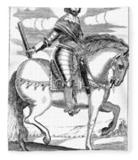 Robert Devereux (1591-1646) Fleece Blanket
