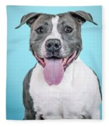 Roscoe2 Fleece Blanket