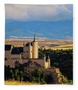Segovia, Spain Fleece Blanket