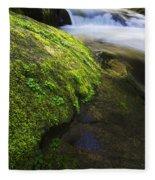Sweet Creek Oregon 12 Fleece Blanket