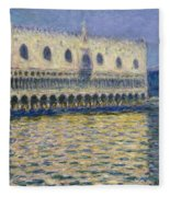 The Doges Palace Fleece Blanket