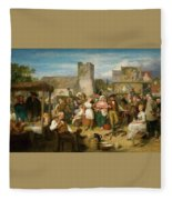 The Statute Fair Fleece Blanket