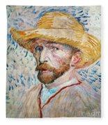 Vincent Van Gogh (1853-1890) Fleece Blanket