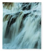 Waterfall Series Fleece Blanket