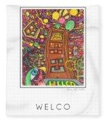 Welco Fleece Blanket
