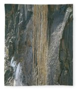310218-e Face Longs Peak The Diamond Fleece Blanket