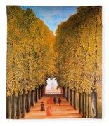 31165 Henri Rousseau Fleece Blanket