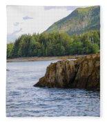 Alaska_00032 Fleece Blanket