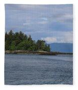 Alaska_00035 Fleece Blanket