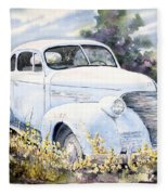 39 Chevy Fleece Blanket