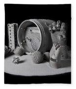 3d Printing, Additive Manufacturing Fleece Blanket