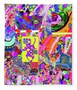 4-12-2015cabcdefghijklmnopqrtuvwxyzabcdefghi Fleece Blanket
