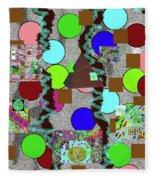 4-8-2015abcdefghijklmnopqrtuvw Fleece Blanket