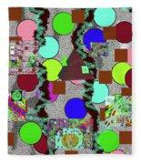 4-8-2015abcdefghijklmnopqrtuvwx Fleece Blanket