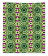 Abstract Series Fleece Blanket