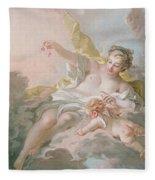 Aurora And Cephalus Fleece Blanket