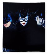 Batman Returns 1992 Fleece Blanket
