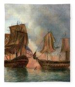 Bonhomme Richard, 1779 Fleece Blanket