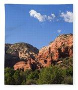 Boynton Canyon Fleece Blanket