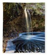 Falling Creek Falls Fleece Blanket