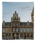 Ghent2 Fleece Blanket