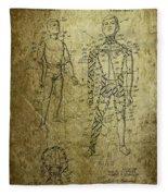 G.i. Joe Patent 1964  Fleece Blanket