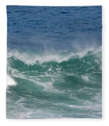 La Jolla Cove Fleece Blanket