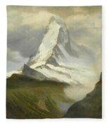 Matterhorn Fleece Blanket