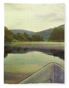 Painted River Fleece Blanket
