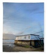 Studland - England Fleece Blanket
