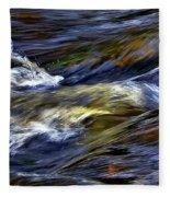 The Flow Fleece Blanket