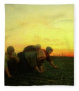 The Weeders Fleece Blanket