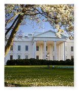 The White House Fleece Blanket