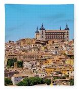 Toledo, Spain Fleece Blanket