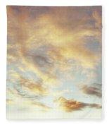 Summer Sky 1 Fleece Blanket