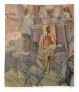 41628 Carlos Saenz De Tejada Fleece Blanket