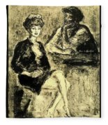 45167 Arturo Souto Fleece Blanket