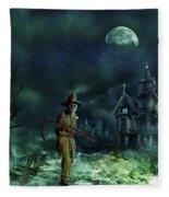 Halloween Fleece Blanket