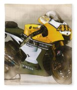 46  Rossi Fleece Blanket