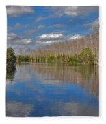 47- Everglades Serenity Fleece Blanket