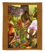 48586 Adrienne Segur Fleece Blanket