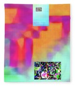 5-14-2015fabcdefghijklmnopqrt Fleece Blanket