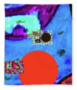 5-24-2015cabcdefghijklmno Fleece Blanket